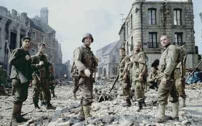 Saving Private Ryan 1998 war movie