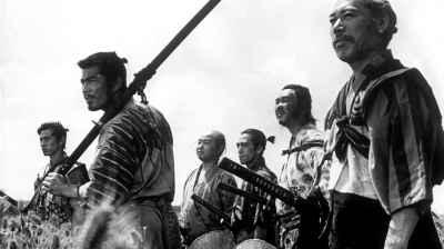 Seven Samurai 1954 war movie