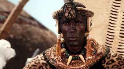 Shaka Zulu 1986 war movie
